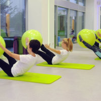 Ladies Corner Belvil Pilates